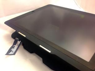 %name Leitz Complete Privacy Case, provata la cover per iPad