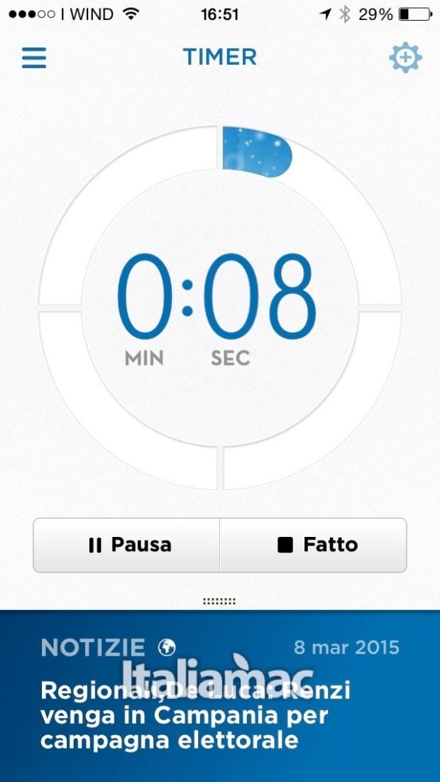 oral b smartseries 7000 timer 620x1101 Oral B commercializza Oral B SmartSeries 7000. Ecco la mia prova