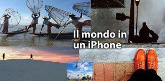 Scattata con iPhone 6