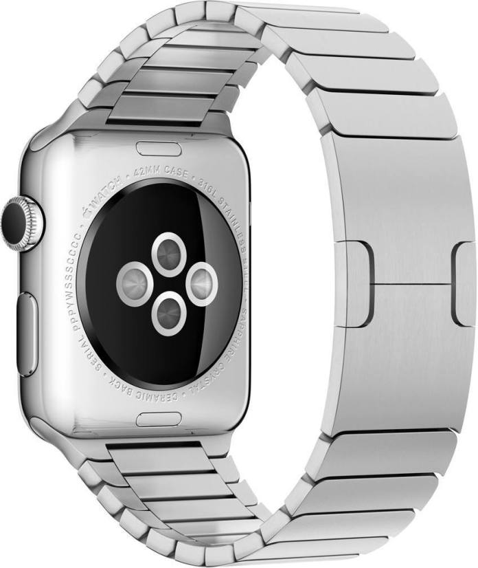 sensore cardiaco Apple Watch
