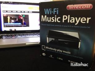 %name Wi Fi Music Player con tecnologia Airplay