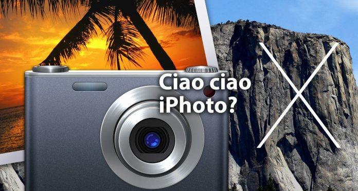 Yosemite Photos iPhoto