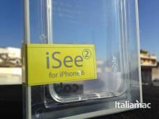 %name iSee2 e iSee Color, le cover per iPhone trasparenti e colorate