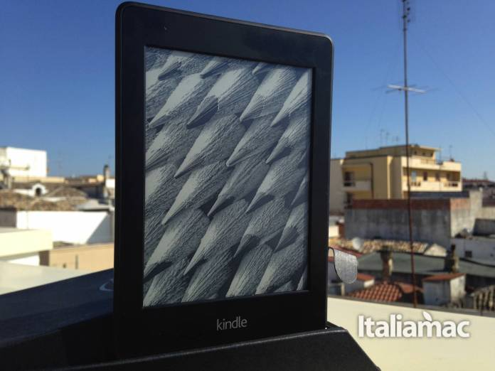 kindle paperwhite  Kindle Paperwhite 3G, la mia prova dell eReader Amazon