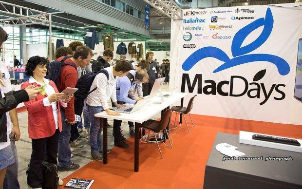 macdays 2013 620x388 MacDays 2015: Gli appassionati Apple si incontrano alla fiera di Pordenone il 25 e 26 aprile