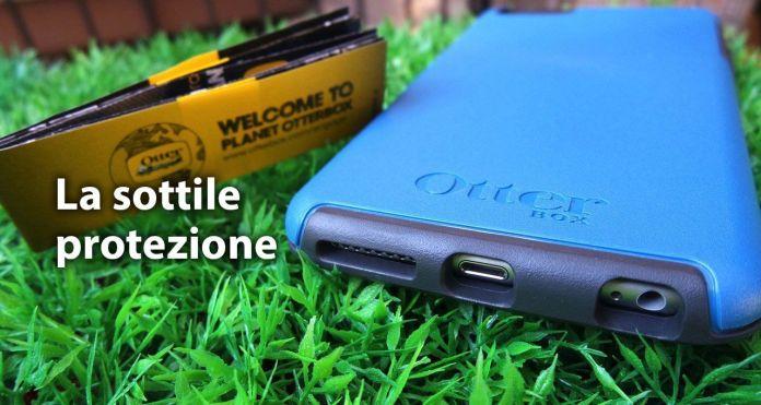 symmetry series case Otterbox, Symmetry Series Case, proteggi il tuo iPhone in ogni sua sezione