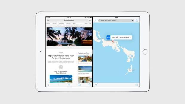 Split-View-multitasking