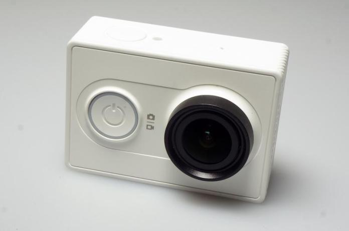 xiaomi bianca Xiaomi Yi Camera, la recesione dellaction cam