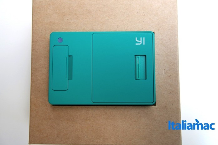 xiaomi yi camera8 Xiaomi Yi Camera, la recesione dellaction cam