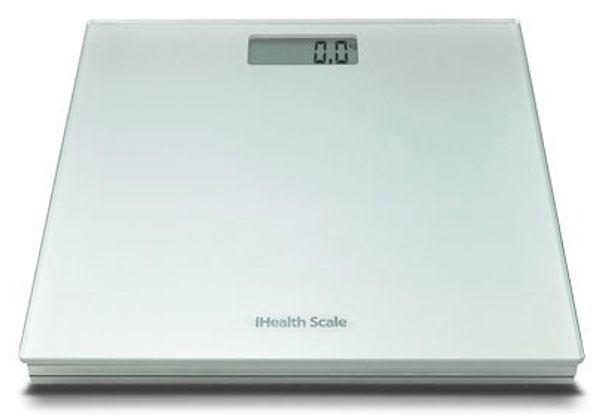 bilancia hs3 iHealth HS3, la bilancia wireless compatibile con iPhone