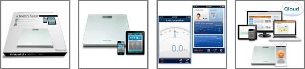 bilancia ios 620x142 iHealth HS3, la bilancia wireless compatibile con iPhone