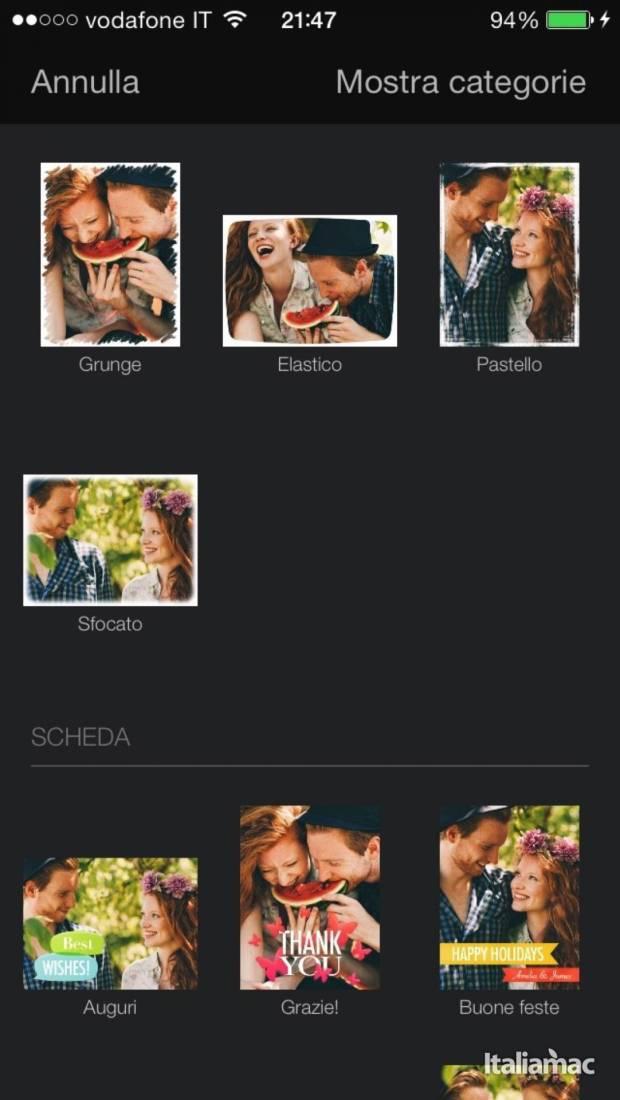 pixelmator iphone1 620x1100 Pixelmator per iPhone: finalmente disponibile