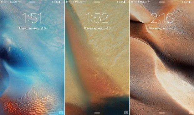 %name Ecco i 15 nuovi sfondi da scaricare di iOS 9 Beta 5