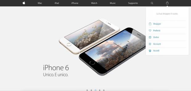 schermata 2015 08 07 alle 09.09.45 620x296 Apple aggiorna il suo sito web con tante novità