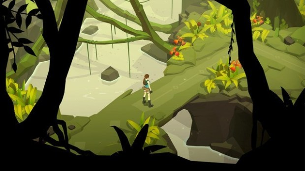 %name Lara Croft GO rilasciato per iOS, Android e Windows Phone