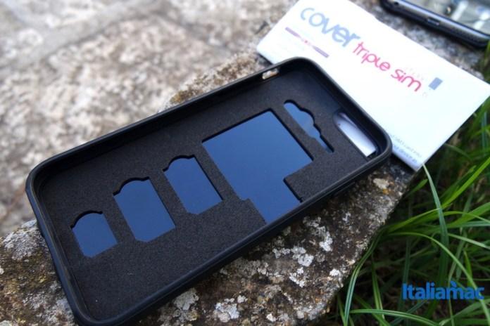 vavelieroiphone8 VaVeliero: Cover Triple Sim, 3 schede SIM su iPhone 6