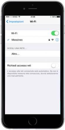 assistenza wi fi 2 I vostri GB non bastano più con iOS 9? Ecco il perché