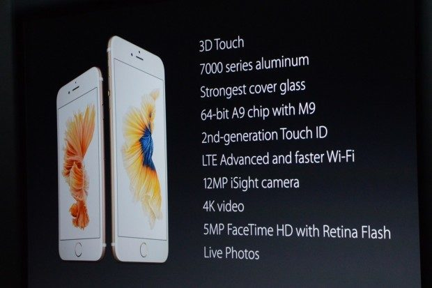 dsc2495 620x413 Apple presenta iPhone 6S e 6S Plus