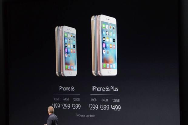dsc2499 620x413 Apple presenta iPhone 6S e 6S Plus