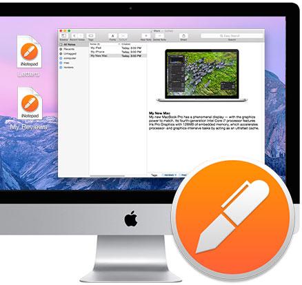 inotepad mac hero Apimac iNotepad: la migliore app per scrivere e gestire documenti di testo su Mac