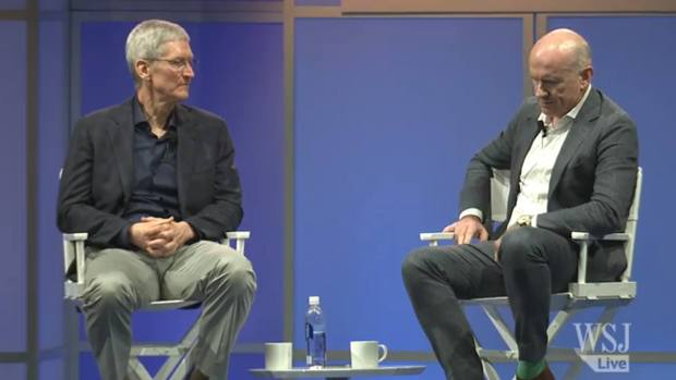 screenshot 2015 09 11 17.02.00 620x349 Tim Cook presente alla conferenza di Ottobre del Wall Street Journal