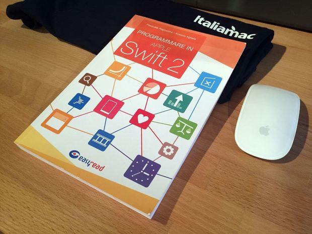 01 libro programmare in apple swift 2 620x465 Programmare in Apple Swift 2, primi passi di programmazione app con un libro italiano