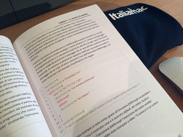 06 manuale programmare in apple swift 2 620x465 Programmare in Apple Swift 2, primi passi di programmazione app con un libro italiano