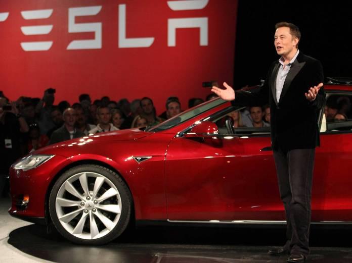 Elon Musk Tesla Motors