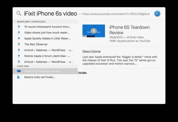 schermata 2015 10 04 alle 15.30.56 5 nuovi ricerche possibili con Spotlight su OS X El Capitan