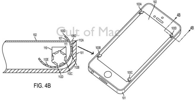 screen shot 2015 10 22 at 16.54.15 Apple ed i brevetti anti rottura per iPhone