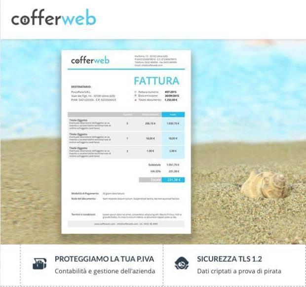 CofferWeb Banner