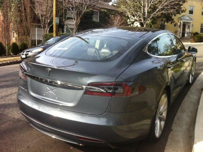 Auto Tesla Modello S