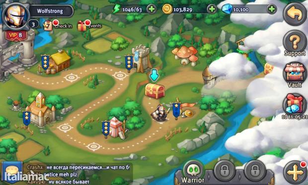 screenshot 2015 11 29 21 54 40 620x374 Italiamac prova Heroes Tactics: il successo dei Giochi di Ruolo visti da Camex Games