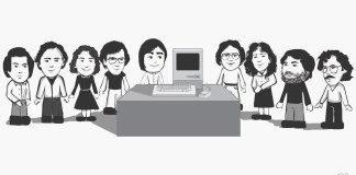 Steve Jobs Tribute Cartoon