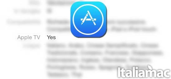 app store banner Apple aggiunge la nuova etichetta Apple TV per le app in App Store