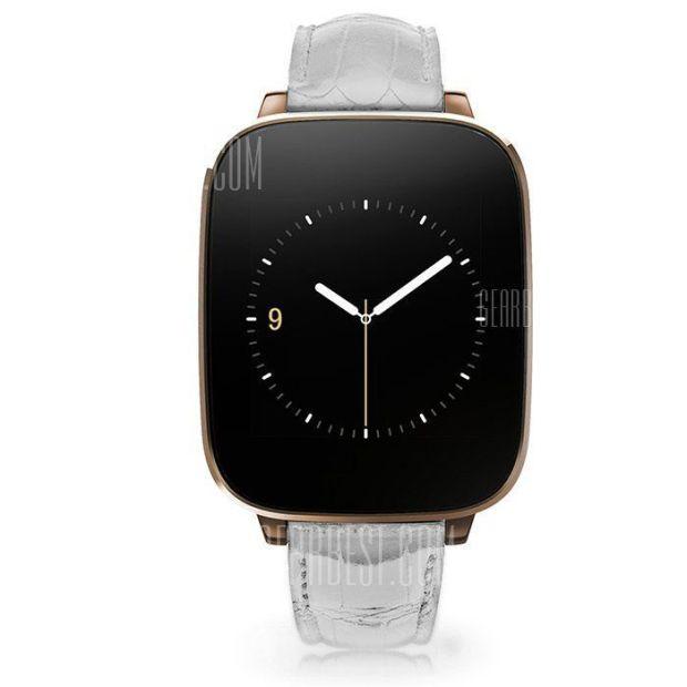 Zeblaze Crystal Smartwatch White Gold