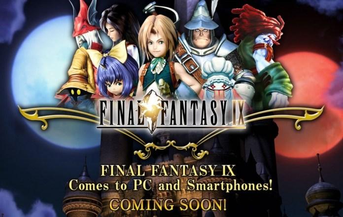 Final Fantasy IX per iOS e Android