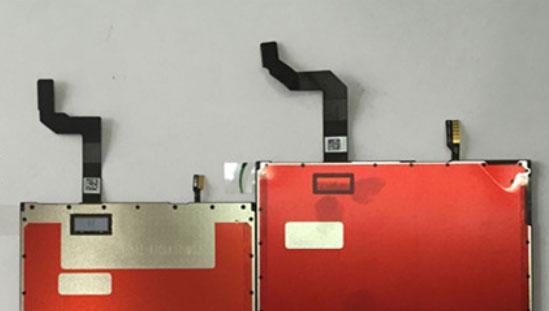iphone 7 display backlight leak image 003 Trapelati i primi componenti di iPhone 7