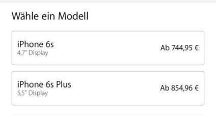 iphone ipad price increase germany Prezzi di iPad ed iPhone in leggero aumento in Germania