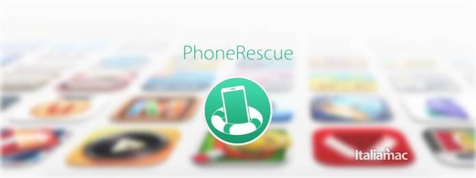 phonerescue banner PhoneRescue per recuperare qualsiasi dato perso dai dispositivi iOS