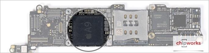 applea9chip Arriva il primo teardown di iPhone SE