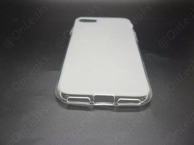 %name Sarà veramente lei la prima custodia per iPhone 7?
