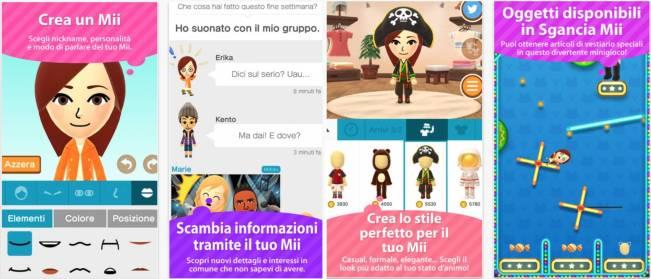 miitomo Miitomo la prima app di Nintendo sbarca in App Store