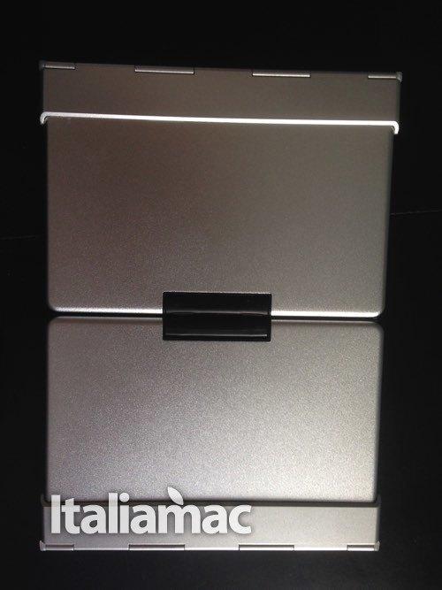 img 3990iclever bk05 iClever BK05: tastiera bluetooth pieghevole e retroilluminata