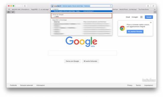 dopo safari Come disabilitare i suggerimenti di ricerca in Safari su Mac OS X