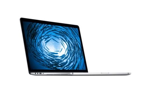 macbook pro 1024x548 KGI: MacBook Pro più sottile con Touch ID e touch bar OLED?