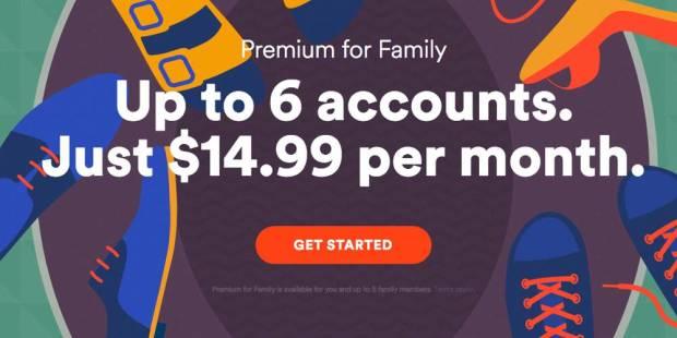 spotify1 620x310 Spotify VS Apple Music: Spotify Family Premium diventa più conveniente