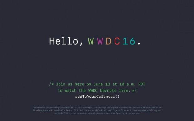 264355 1280 620x386 Apple trasmetterà in diretta il Keynote alla WWDC il 13 Giugno