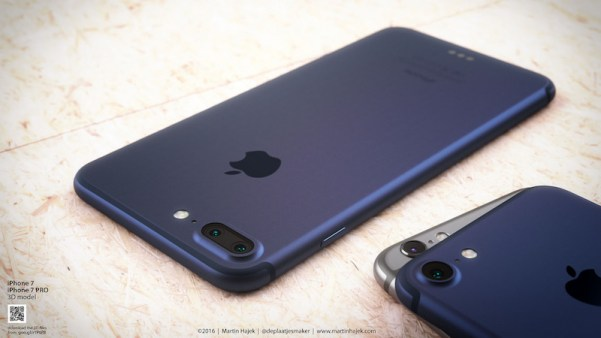 27021490093 0777fc173c b Nuovo concept mostra iPhone 7 in Deep Blu