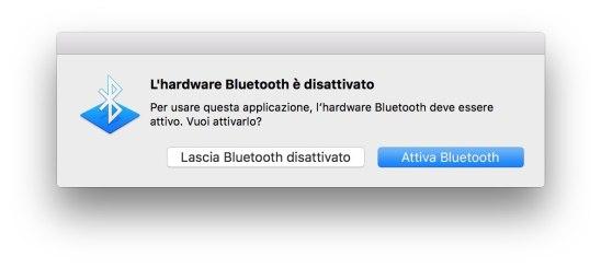 bluetooth invio Come abilitare Bluetooth su Mac senza tastiera o mouse
